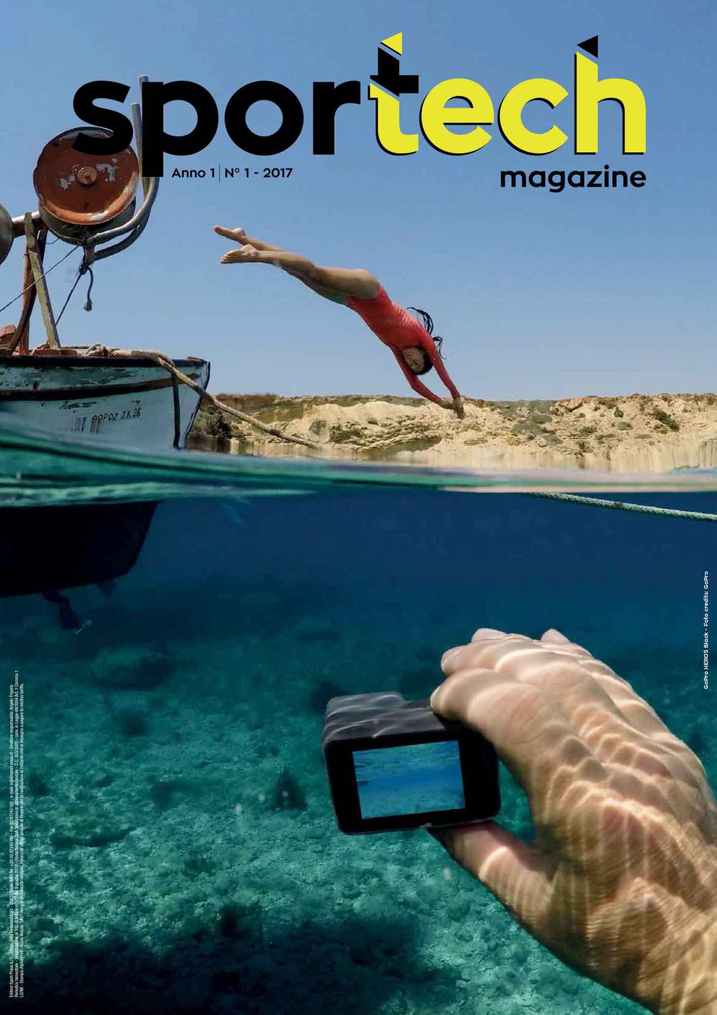Sportech Magazine 1_2017